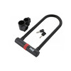 Red Cycling Products Secure U-Lock beugelslot zwart